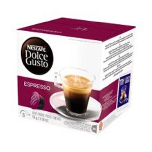 Oferta de Cápsula Dolce Gusto Espresso 96g Com 16 Unidades por R$22,9