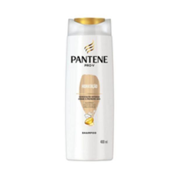Oferta de Shampoo Pantene Hidratação 400ml por R$19,89