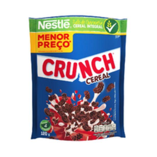 Oferta de Cereal Matinal Nestlé Crunch 120g por R$4,98