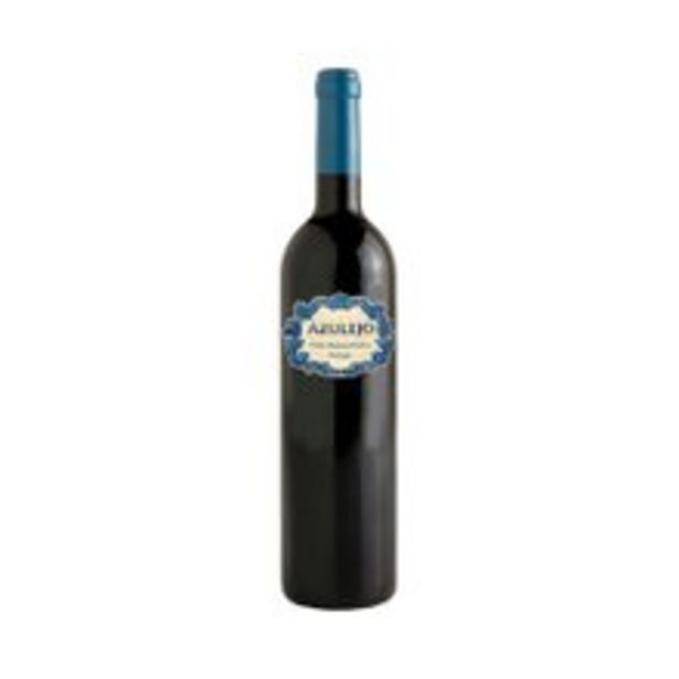 Oferta de Vinho Português Tinto Azulejo 750ml por R$39,99