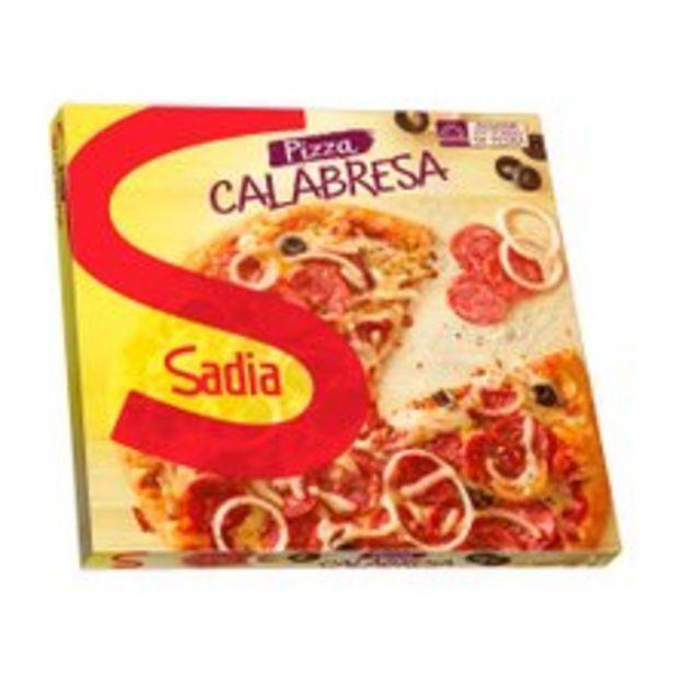 Oferta de Pizza Sadia Calabresa 460g por R$16,98