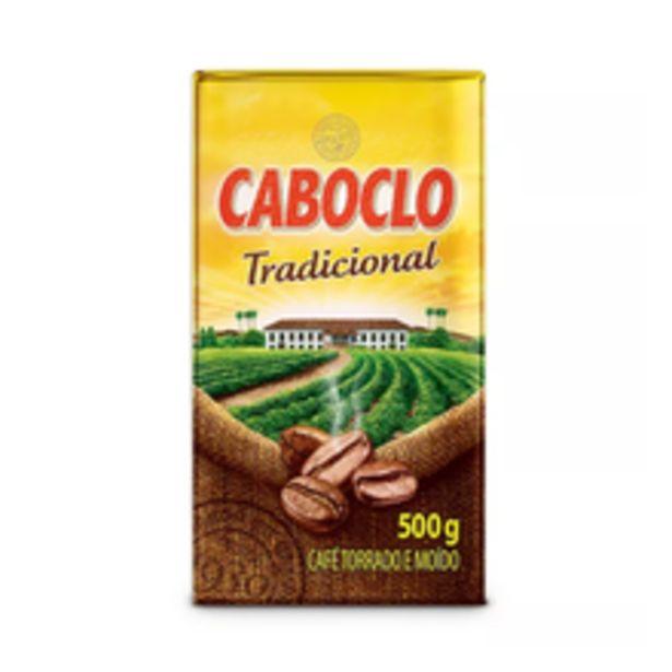 Oferta de Café Caboclo Tradicional A Vácuo 500g por R$9,9