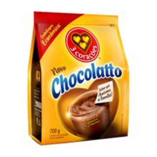 Oferta de Achocolatado Em Pó Chocolatto 700g por R$8,75