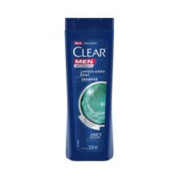 Oferta de Shampoo Clear Anticaspa 2 Em 1 Limpeza Diária 400ml por R$27,9