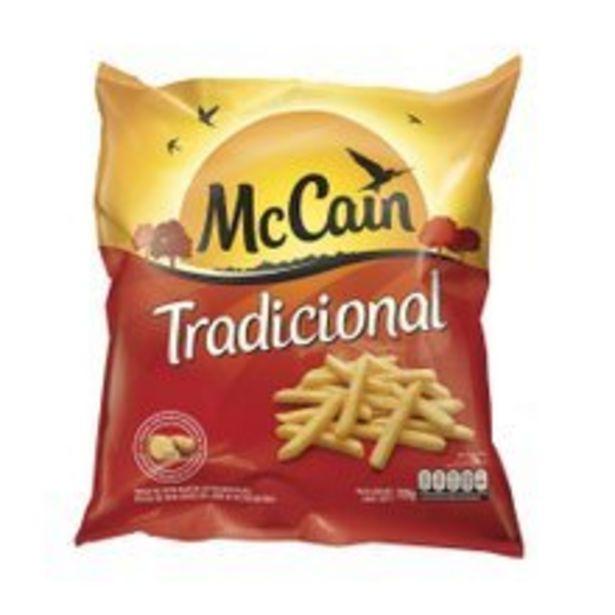 Oferta de Batata Palito Mccain Tradicional Congelada 720g por R$11,99