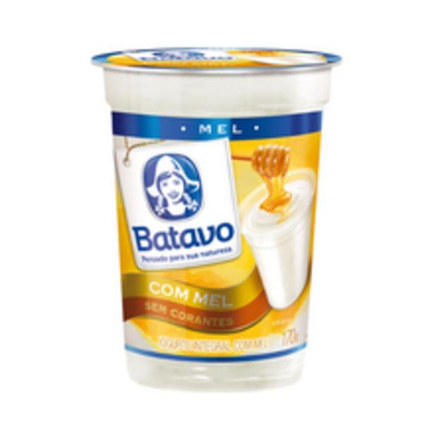 Oferta de Iogurte Natural Batavo Mel 170g por R$2,19