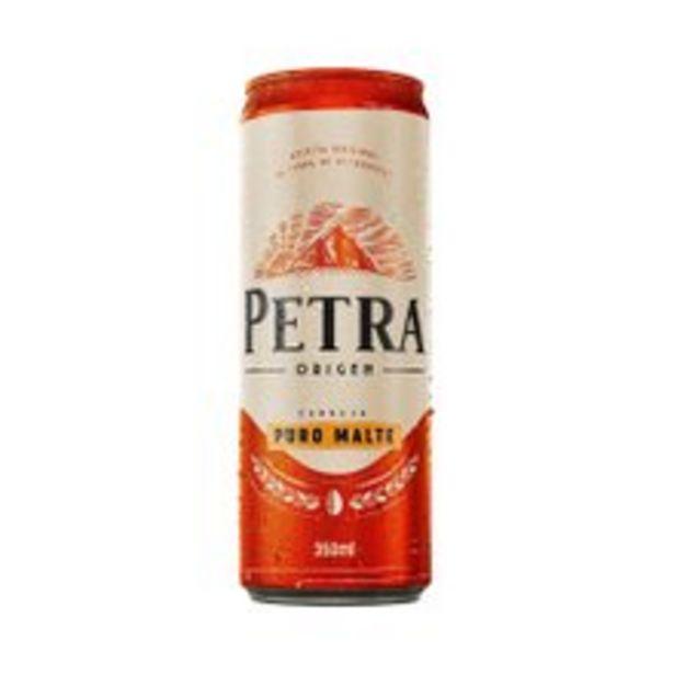 Oferta de Cerveja Petra Puro Malte 350ml por R$2,69