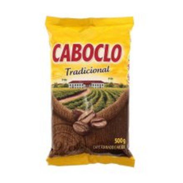 Oferta de Café Caboclo 500g por R$6,99