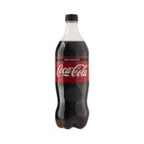 Oferta de Refrigerante Coca Cola Sem Açúcar 1l por R$5,08
