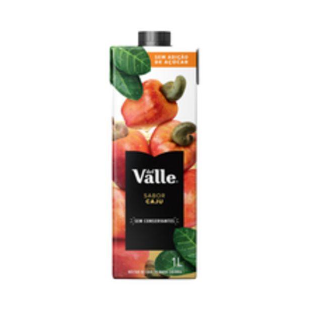 Oferta de Néctar Del Valle Zero Açúcar Caju 1l por R$7,1