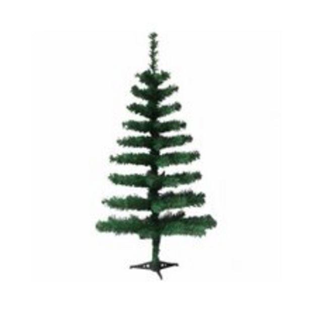Oferta de Árvore de Natal Canadense 60cm Com 50 Galhos por R$16,04