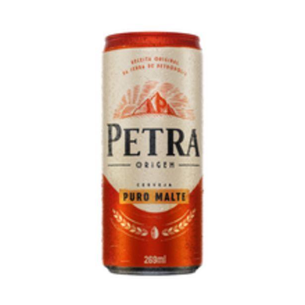 Oferta de Cerveja Petra 269ml por R$2,41