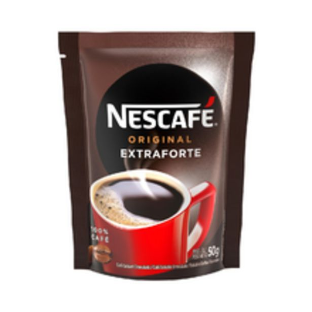 Oferta de Café Solúvel Nescafé Original 50g por R$4,29