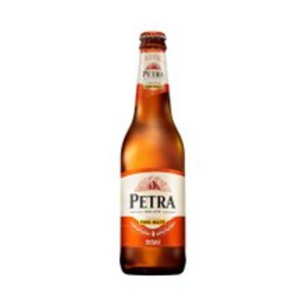Oferta de Cerveja Petra Long Neck Puro Malte 355ml por R$3,15