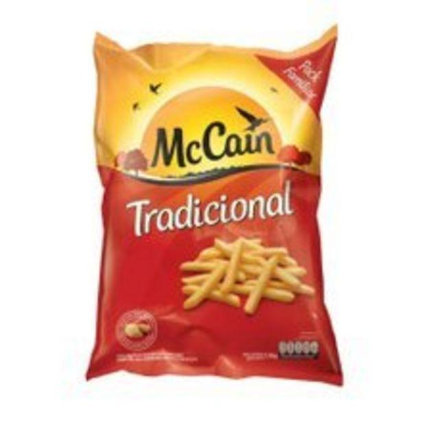 Oferta de Batata Palito Mccain Tradicional Congelada 1,5kg por R$22,98