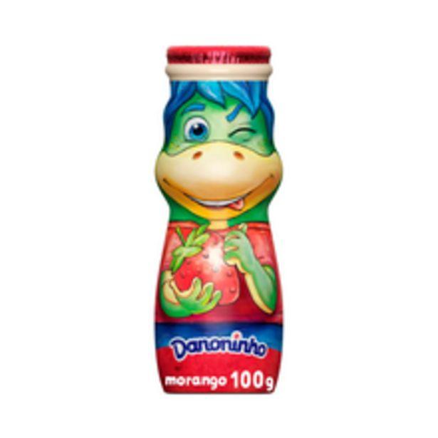 Oferta de Iogurte Infantil Danoninho Morango 100g por R$2,39