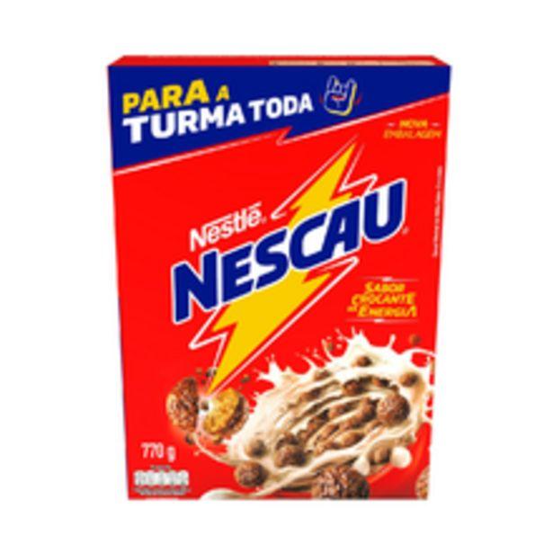 Oferta de Cereal Matinal Nescau Tradicional 770g por R$21,58