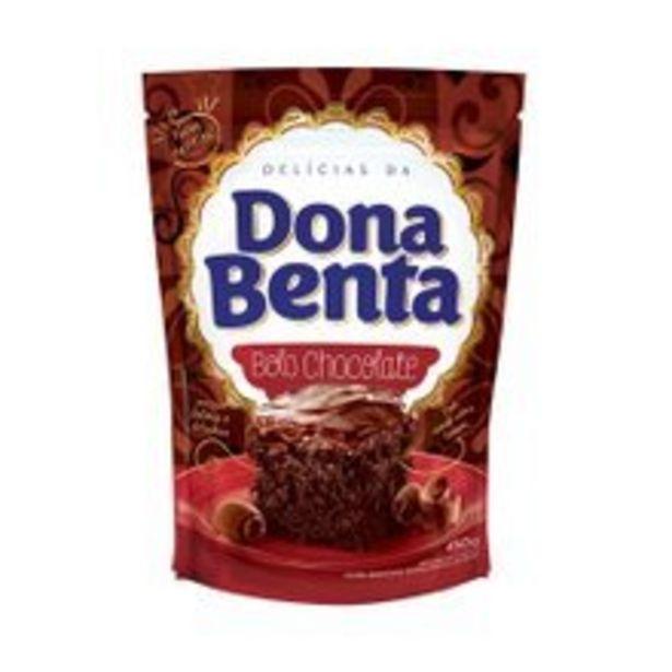 Oferta de Mistura Para Bolo Dona Benta Chocolate 450g por R$5,59