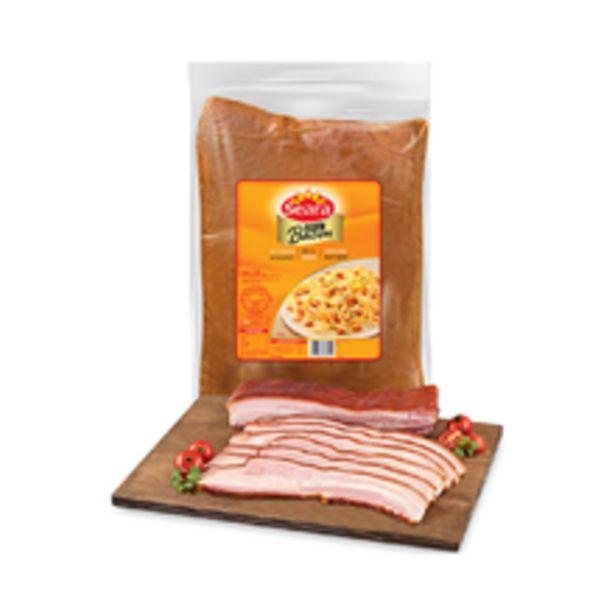 Oferta de Bacon Defumado Kg por R$7,22