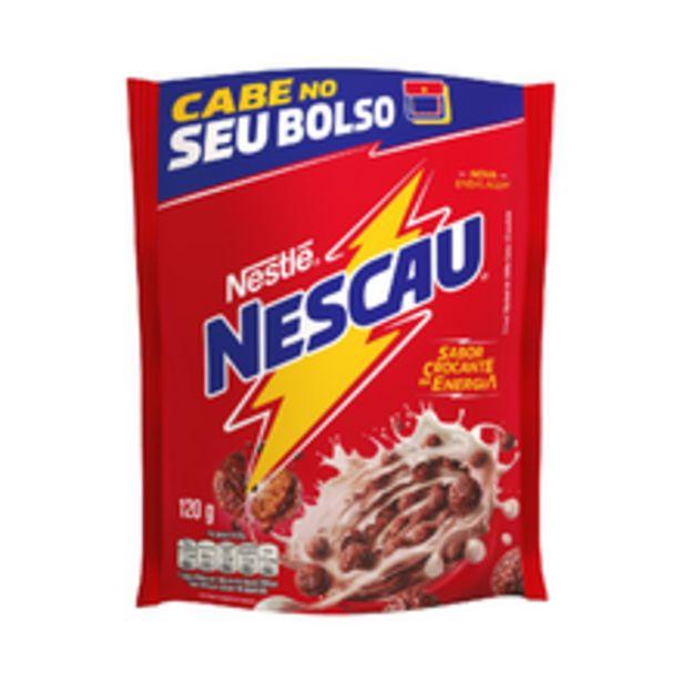 Oferta de Cereal Matinal Nescau Tradicional 120g por R$4,97