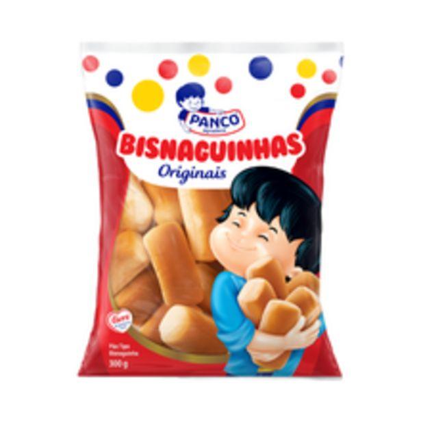 Oferta de Bisnaguinha Panco 300g por R$5,99