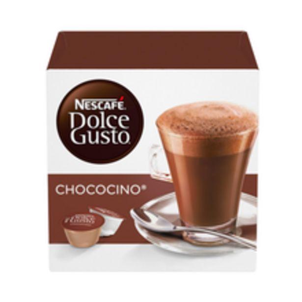 Oferta de Cápsula Dolce Gusto Chococcino 270g Com 16 Unidades por R$25,98