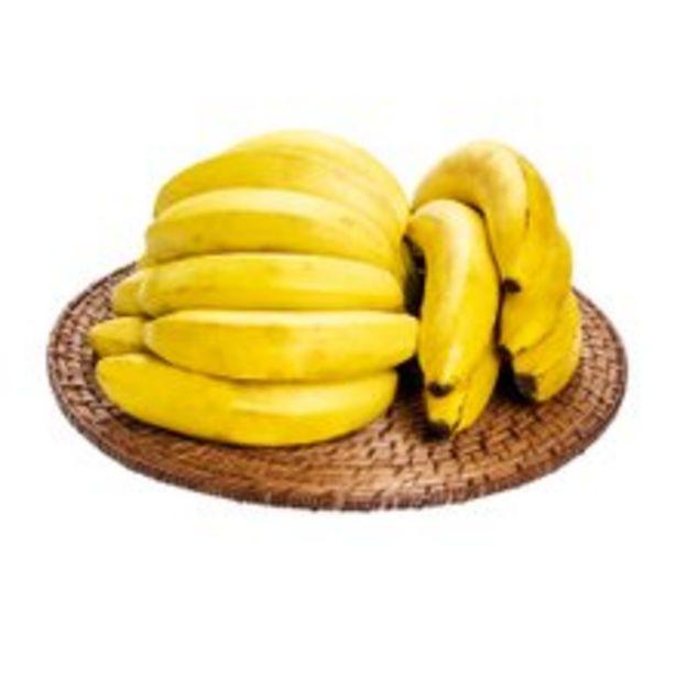 Oferta de Banana Nanica 1 Cacho 1.500 Kg por R$5,98