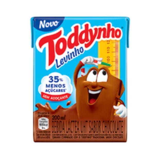 Oferta de Achocolatado Líquido Toddynho Levinho 200ml por R$2,48