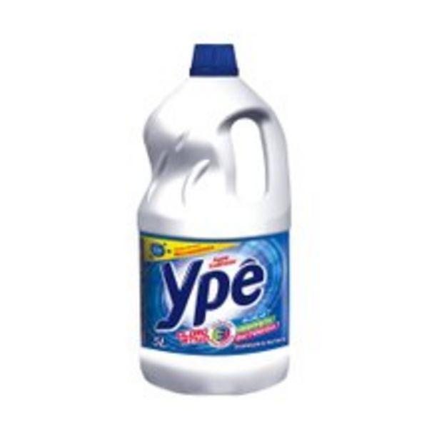 Oferta de Água Sanitária Ypê 5l por R$11,99