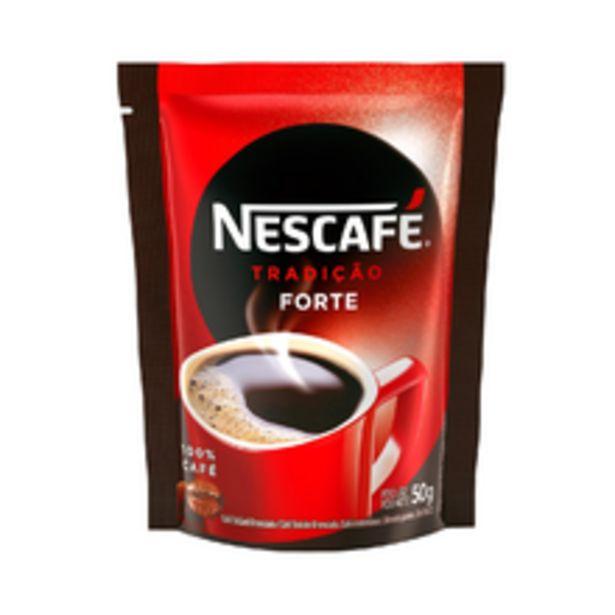 Oferta de Café Solúvel Nescafé Tradição 50g por R$4,29