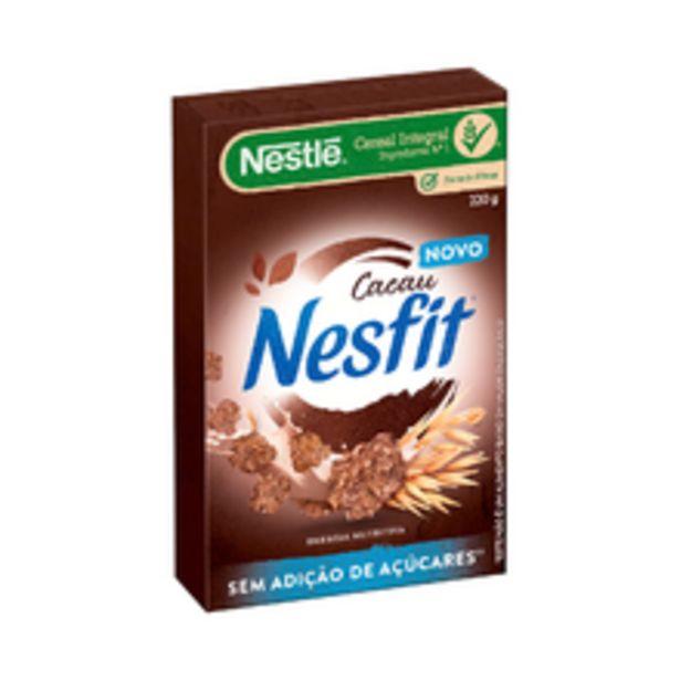 Oferta de Cereal Integral Nesfit Cacau 220g por R$14,98
