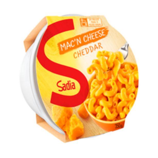 Oferta de Macarrão Pronto Mac'N Cheese Cheddar Tradicional 350g por R$9,98