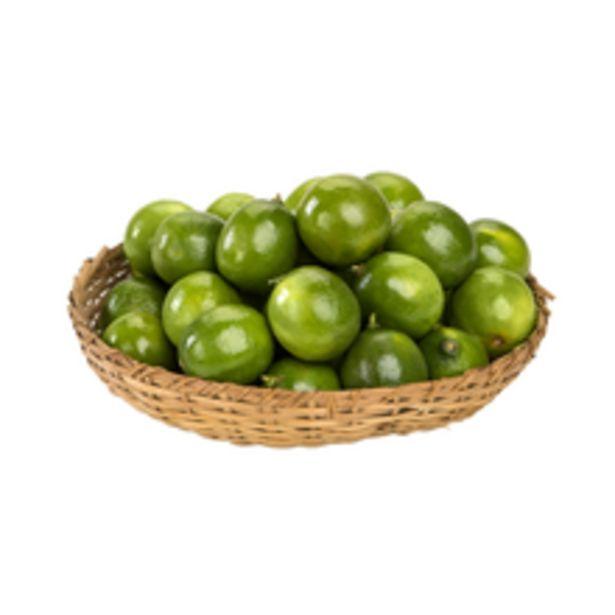 Oferta de Limão Taiti 1 unidade 100g por R$0,4