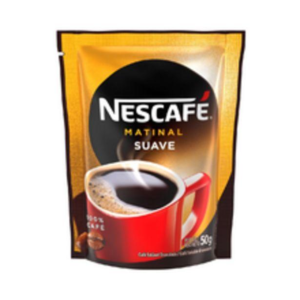 Oferta de Café Solúvel Nescafé Matinal 50g por R$4,29