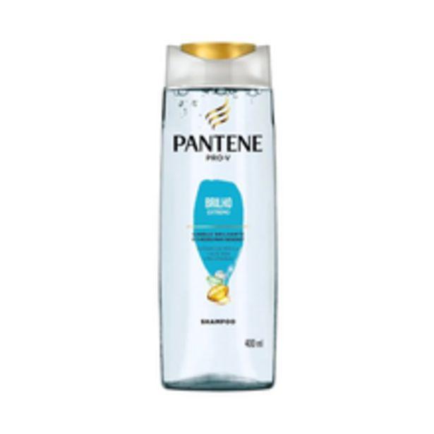 Oferta de Shampoo Pantene Brilho Extremo 400ml por R$19,89
