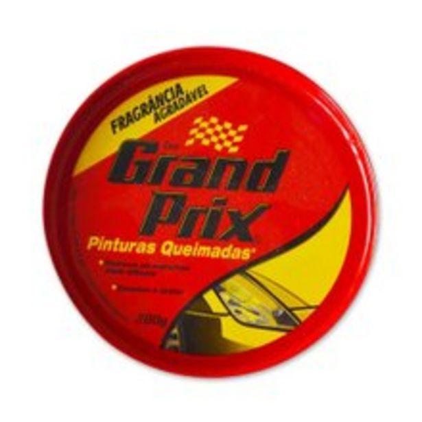 Oferta de Auto Cera Grand Prix Pintura Queimada 200g por R$38,1