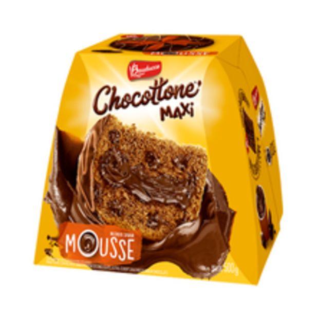 Oferta de Chocottone Bauducco Mousse 500g por R$26,77