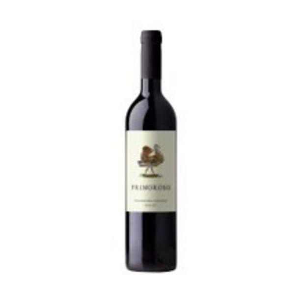 Oferta de Vinho Português Tinto Primoroso 750ml por R$49,99