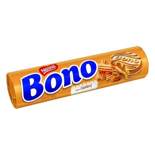 Oferta de Biscoito Bono 140 G Churros por R$1,99
