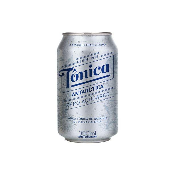 Oferta de Agua Tonica Antarctica 350 Ml Diet por R$2,69