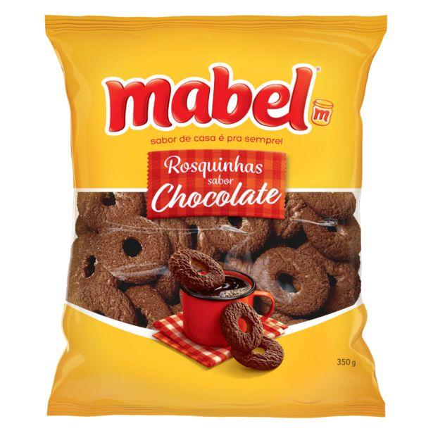Oferta de Rosquinha Mabel 350 G Chocolate por R$3,69