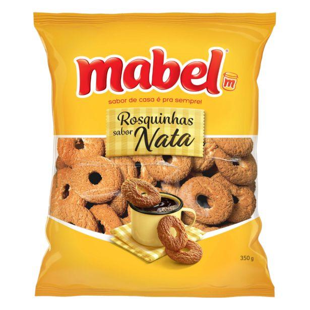 Oferta de Rosquinha Mabel 350 G Nata por R$3,69