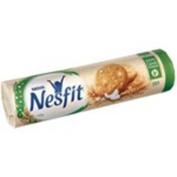 Oferta de Biscoito Nestlé Nesfit Coco 160G por R$2,59