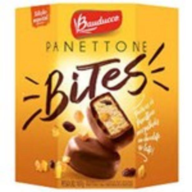 Oferta de Panetone Bauducco Bites 107G por R$4,99