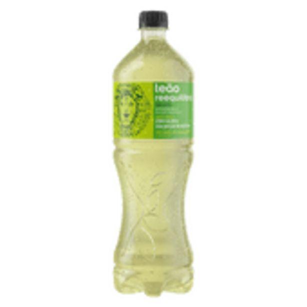 Oferta de Chá Verde Leão Zero Limão 1l por R$6,59