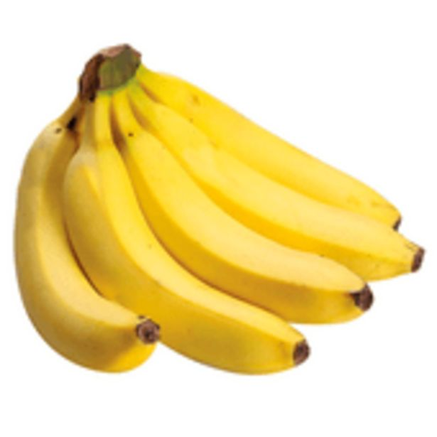 Oferta de Banana Nanica - Embalagem De 1kg por R$4,69