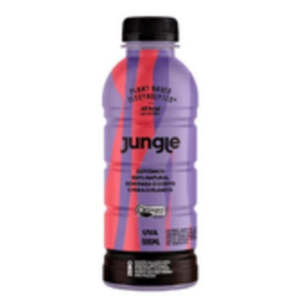 Oferta de Isotônico Jungle Uva 500ml por R$5,99