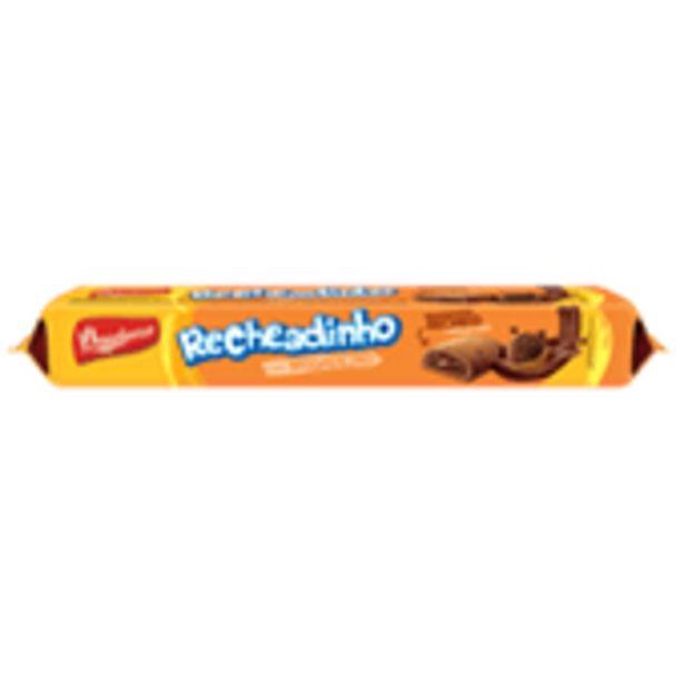 Oferta de Biscoito Recheado Bauducco Brigadeiro 104g por R$2,49