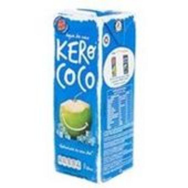 Oferta de Água De Coco Kerococo 1l por R$8,69