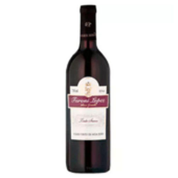 Oferta de Vinho Tinto Faroni Lopez Suave 750ml por R$19,99
